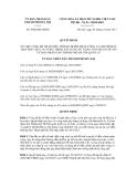 Quyết định số 4602/QĐ-UBND