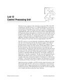 Fundamentals of Digital Electronics - Lab 12