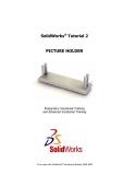 SolidWorks Tutorial - Part 2