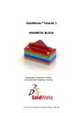 SolidWorks Tutorial - Part 3