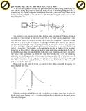 Giáo trình hình thành quy luật điều chế đường đi của vận tốc ánh sáng trong môi trường đứng yên p2