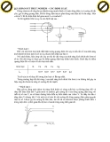 Giáo trình hình thành quy luật điều chế đường đi của vận tốc ánh sáng trong môi trường đứng yên p3