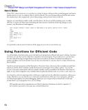 Beginning PHP5, Apache, and MySQL Web Development split phần 2