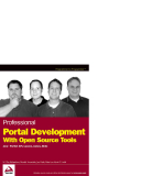 Professional Portal Development with Open Source Tools Java Portlet API  phần 1
