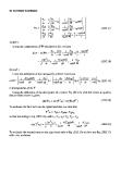 Introduction to Continuum Mechanics 3 Episode 3