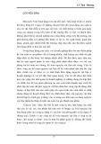 Luận văn công tác tổ chức kế toán nguyên vật liệu tại công ty may Hà Nội – 1