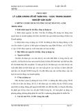 Luận văn lý luận chung về kế toán nguyên vật liệu trong doanh nghiệp sản xuất - Thu Hương – 1