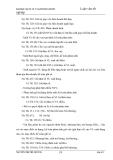 Luận văn lý luận chung về kế toán nguyên vật liệu trong doanh nghiệp sản xuất - Thu Hương – 2