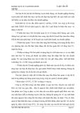 Luận văn lý luận chung về kế toán nguyên vật liệu trong doanh nghiệp sản xuất - Thu Hương – 3