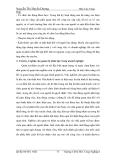 Luận văn chiến lược phát triển dành cho công ty dệt may - Nguyễn thị Huyền Dương – 3
