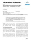 """Báo cáo y học: """"The biopsychosocial model and hypothyroidism"""""""