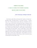 NGHIÊN CỨU ĐẶC ĐIỂM CƯ DÂN VÀ VĂN HÓA VÙNG VEN BIỂN VÀ HẢI ĐẢO: MỘT SỐ VẤN ĐỀ LÝ LUẬN CƠ BẢN