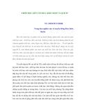 TRIẾT HỌC LIÊN VĂN HOÁ: KHÁI NIỆM VÀ LỊCH SỬ