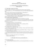 Công trình đường sắt Tập 1 - Phần 2 Kết cấu tầng trên đường sắt, nền đường sắt - Chương 4