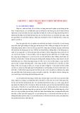 Cở sở phương pháp mô hình hóa trong hải dương học chương 7 - Đinh Văn Ưu