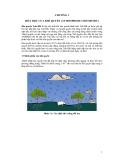 Giáo trình hóa học môi trường 2004 - Chương 1