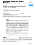 "Báo cáo y học: "" mathematical model of brain glucose homeostasis"""