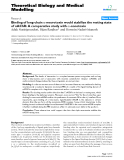 """Báo cáo y học: """"  Binding of long-chain α-neurotoxin would stabilize the resting state of nAChR: A comparative study with α-conotoxin"""""""