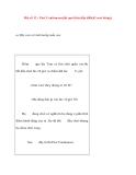 Bài số 12 : Past Continuous(thì quá khứ tiếp diễn)