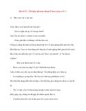 Bài số 15 : Thì hiện tại hoàn thành (I have done) (3)