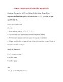 Chương trình tính giá trị biểu thức bằng hợp ngữ MIPS