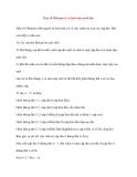 Dãy số Fibonacci và bài toán nuôi thỏ
