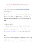 Lập trình Android cơ bản: Bài 4 Intent và Broadcast Receiver