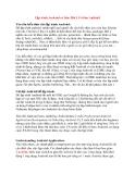 Lập trình Android cơ bản: Bài 1 Cơ bản Android