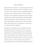 Y học cổ truyền kinh điển - sách Linh Khu: THIÊN 12: KINH THỦY