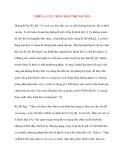 Y học cổ truyền kinh điển - sách Linh Khu: THIÊN 1: CỬU CHÂM THẬP NHỊ NGUYÊN