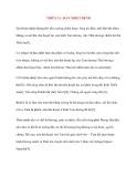 Y học cổ truyền kinh điển - sách Linh Khu: THIÊN 21: HÀN NHIỆT BỆNH