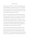Y học cổ truyền kinh điển - sách Linh Khu: THIÊN 2: BẢN DU