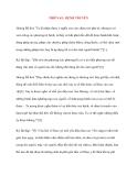 Y học cổ truyền kinh điển - sách Linh Khu: THIÊN 42: BỆNH TRUYỀN
