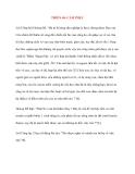 Y học cổ truyền kinh điển - sách Linh Khu: THIÊN 48: CẤM PHỤC