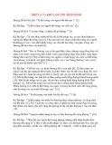 Y học cổ truyền kinh điển - sách Linh Khu: THIÊN 4: TÀ KHÍ TẠNG PHỦ BỆNH HÌNH