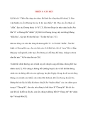 Y học cổ truyền kinh điển - sách Linh Khu: THIÊN 5: CĂN KẾT