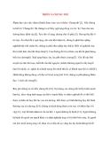 Y học cổ truyền kinh điển - sách Linh Khu: THIÊN 9: CHUNG THỈ