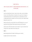 Y học cổ truyền kinh điển - sách Kim Quỹ: THIÊN THỨ BA BIỆN VỀ MẠCH, CHỨNG VÀ PHÉP TRỊ BỆNH BÁ HỢP