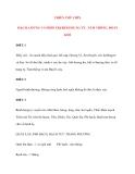 Y học cổ truyền kinh điển - sách Kim Quỹ: THIÊN THỨ CHÍN MẠCH, CHỨNG VÀ PHÉP TRỊ BỆNH HUNG TÝ, TÂM THỐNG, ĐOẢN KHÍ