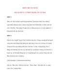 Y học cổ truyền kinh điển - sách Kim Quỹ: THIÊN THỨ HAI MƯƠI MẠCH, CHỨNG VÀ PHÉP TRỊ PHỤ NỮ CÓ THAI