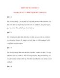 Y học cổ truyền kinh điển - sách Kim Quỹ: THIÊN THỨ HAI MƯƠI HAI MẠCH, CHỨNG, VÀ PHÉP TRỊ BỆNH CỦA ĐÀN BÀ