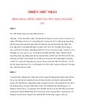 Y học cổ truyền kinh điển - sách Kim Quỹ: THIÊN THỨ NHẤT BỆNH, MẠCH, CHỨNG, TRƯỚC SAU THEO TẠNG, PHỦ, KINH, LẠC