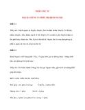 Y học cổ truyền kinh điển - sách Kim Quỹ: THIÊN THỨ TƯ MẠCH, CHỨNG VÀ PHÉP TRỊ BỆNH NGƯỢC