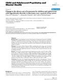 Báo cáo y học: The Pediatric Obsessive-Compulsive Disorder Treatment Study II: rationale, design and methods