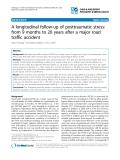 Báo cáo y học: Links between maternal postpartum depressive symptoms, maternal distress, infant gender and sensitivity in a high-risk population