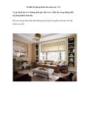 25 thiết kế phòng khách đón năm mới - P.2