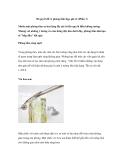 Bí quyết để có phòng tắm đẹp, giá rẻ - Phần 1