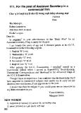Các bài luận mẫu luyện thi Tiếng Anh_p6