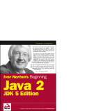 Ivor Horton's Beginning Java 2, JDK 5 Edition phần 1