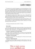 Giáo trình Microsoft Access 2000_4